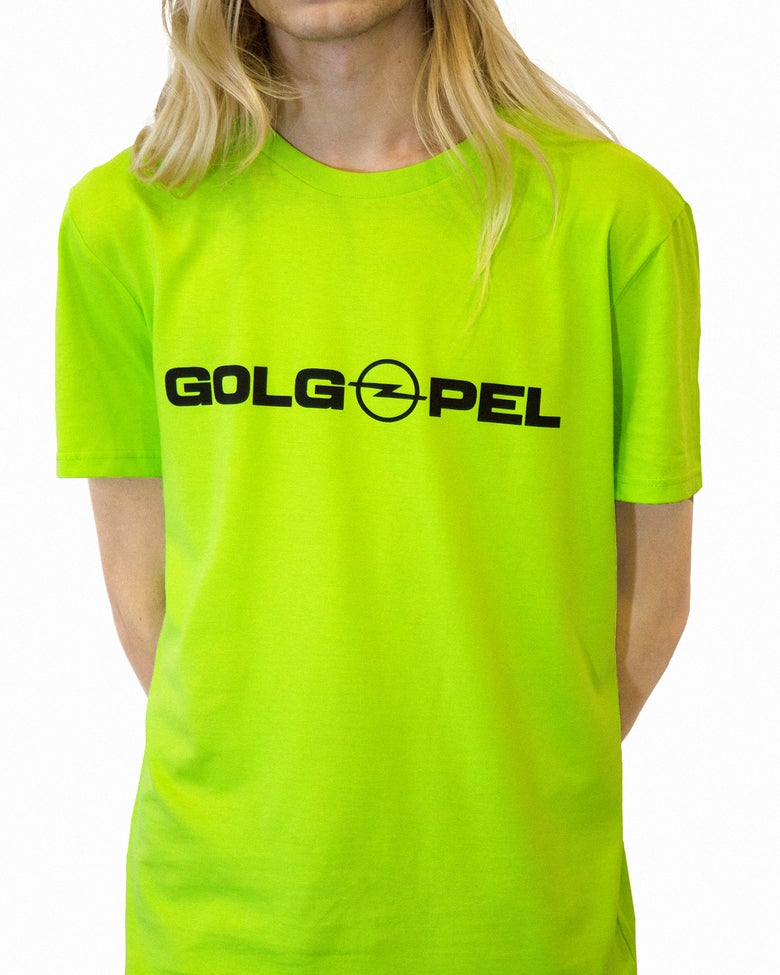 Image of T-shirt Golgopel Classic FLUO
