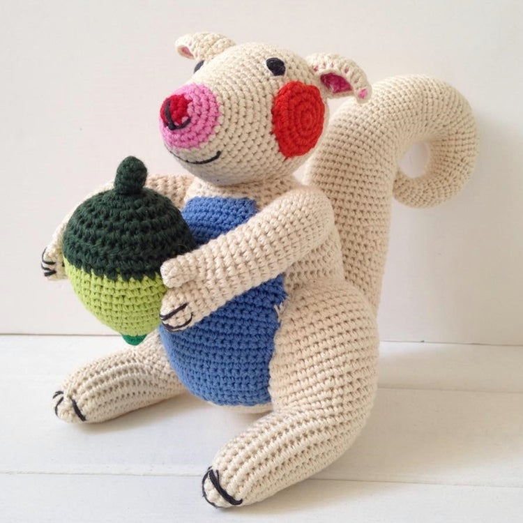 Image of Anne Claire Petit Squirrel
