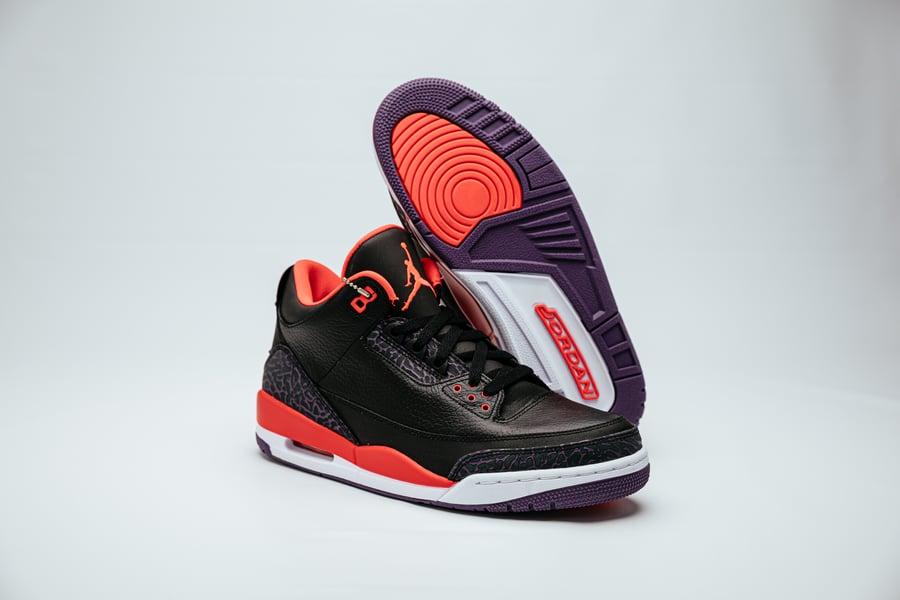 Image of Air Jordan 3 Retro - Crimson
