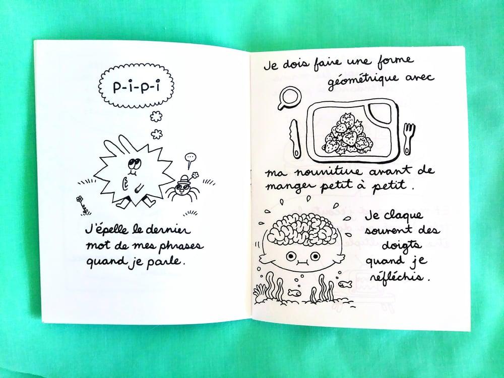 Image of Zine sur les TOC et les manies