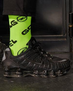 Image of Socks FLUO