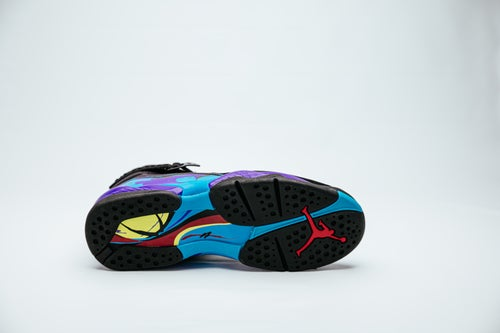 Image of Air Jordan 8 Retro - Aqua