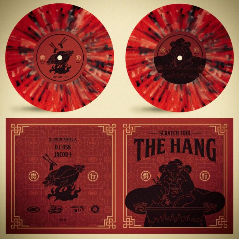 "Image of 7"" Vinyl - DJ DSK & Jacob+ - The Hang"