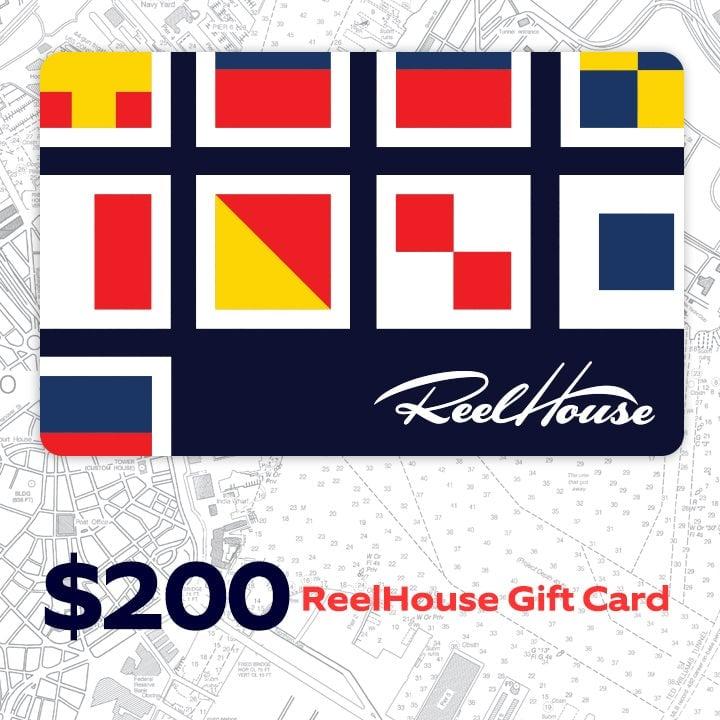 Image of $200 ReelHouse Gift Card