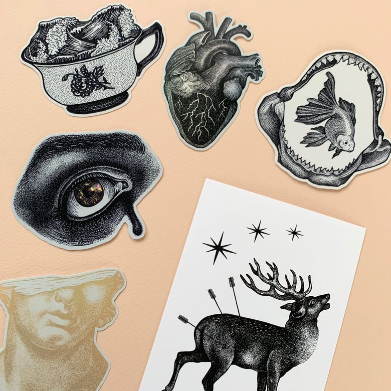 Image of RITUALS Sticker Set