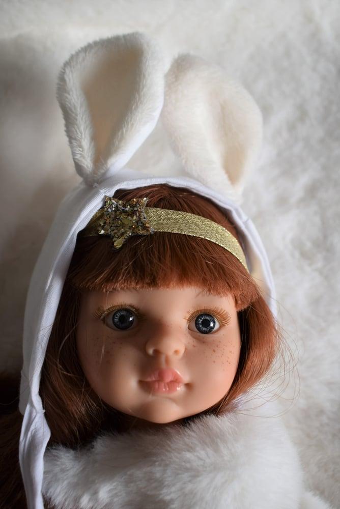 Image of BANDEAU ETOILE pour poupée de noël