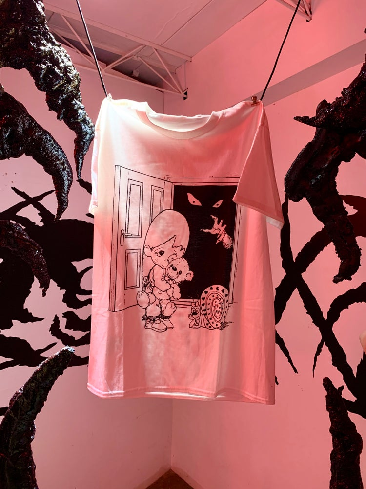Image of Purgatory /// Prison' big tee