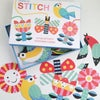 Learn to Stitch Activity Cards