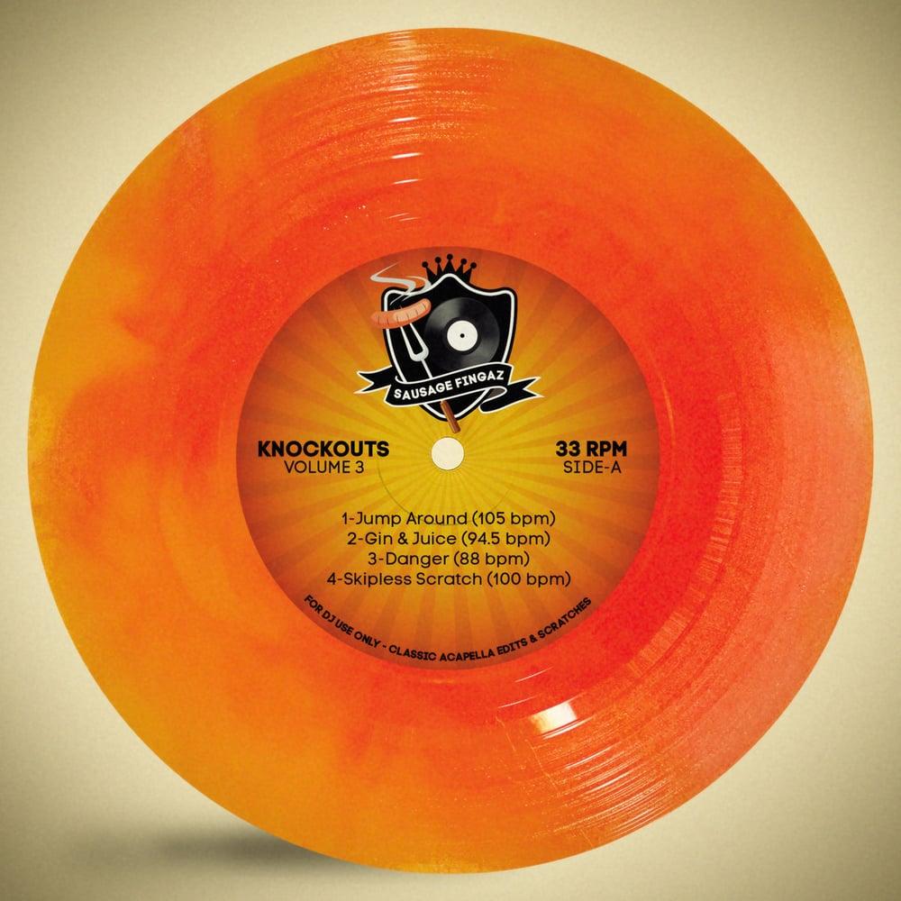 "Image of 7"" Vinyl - Sausage Fingaz - Knockouts Vol 3"