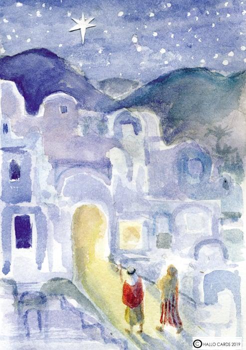 Image of HC23  Shepherds in Bethlehem