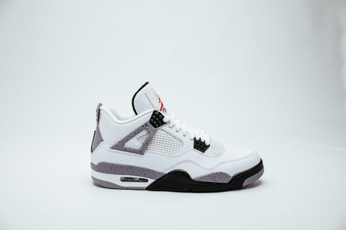 Image of Air Jordan 4 Retro - Cement