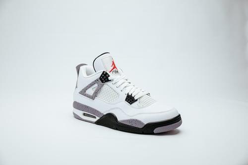 Image of Air Jordan 4 Retro - Cement