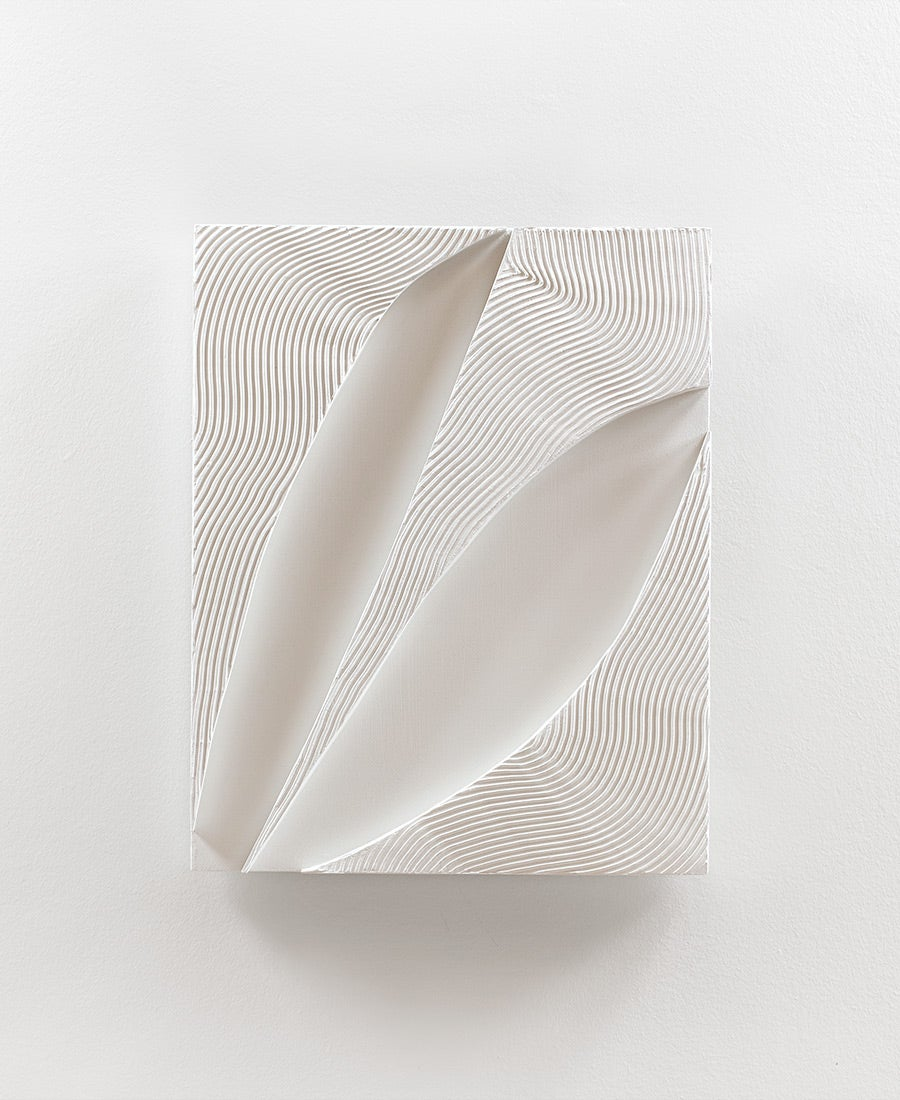 Image of Relief · White No. 1