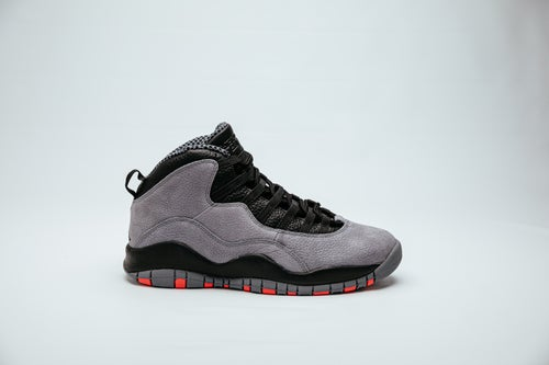 Image of Air Jordan 10 Retro - Cool Grey
