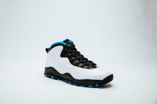 Image of Air Jordan 10 Retro - Powder Blue