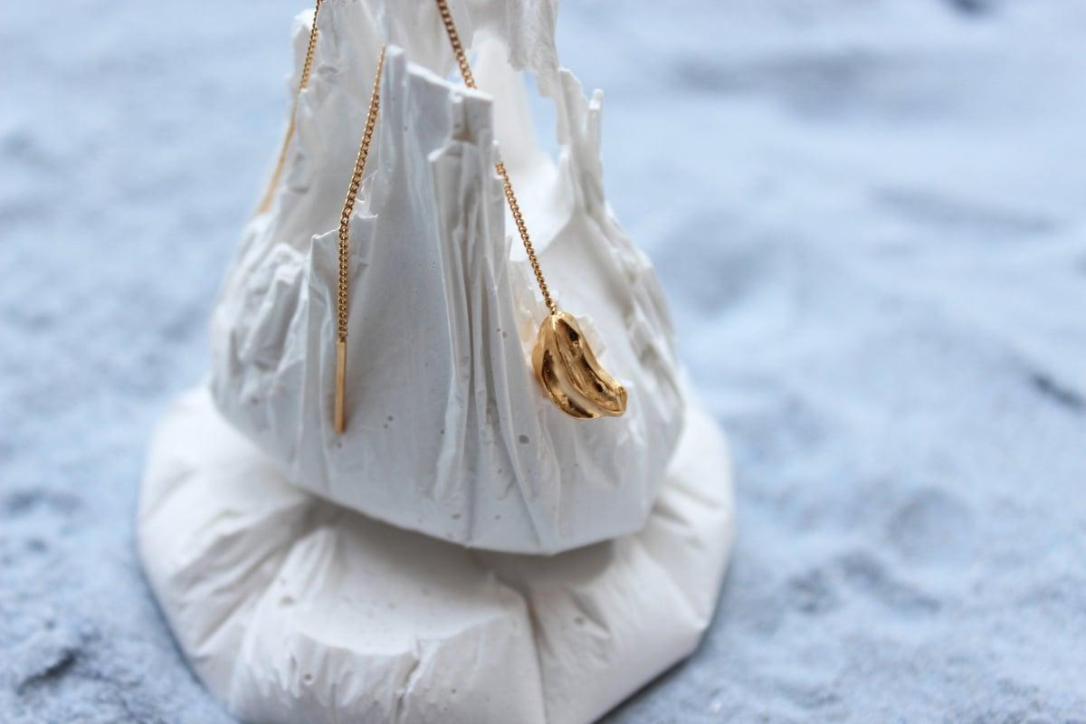 Image of elongata earrings