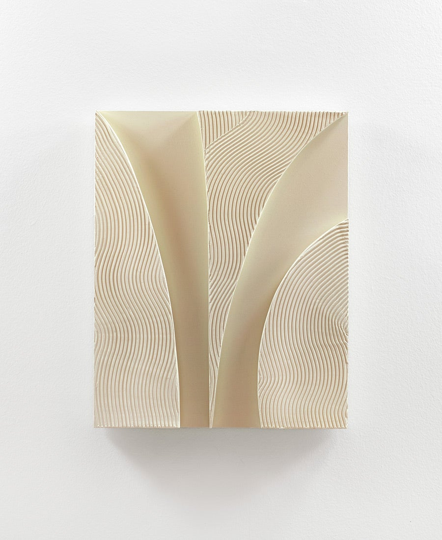 Image of Relief · Light Yellow (sold)