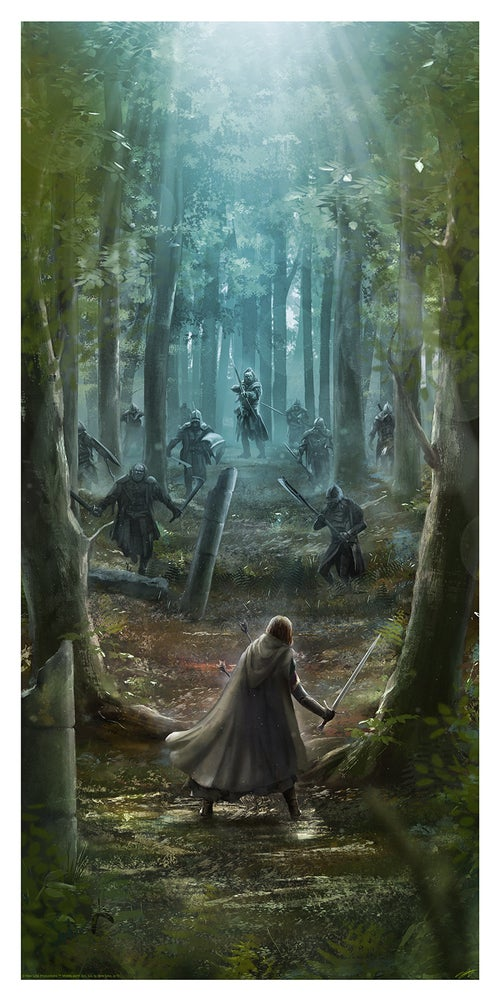 Image of Fellowship of the Ring