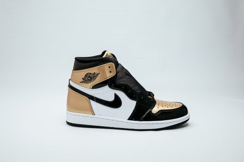 Image of Air Jordan 1 Retro - NRG Gold Toes