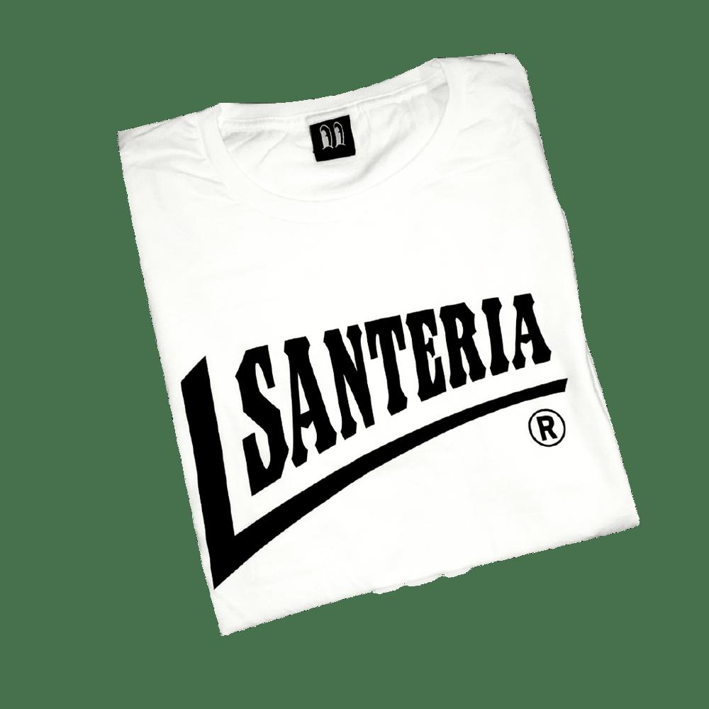 Image of CLASSIC WHITE TEE SANTERIA®