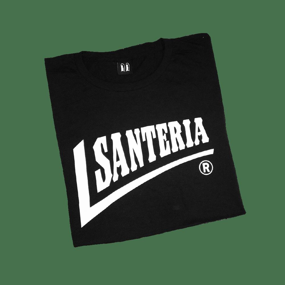 Image of CLASSIC BLACK TEE SANTERIA®