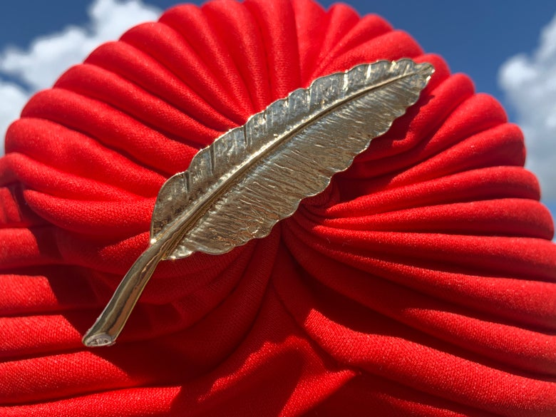 Image of Golden Feather