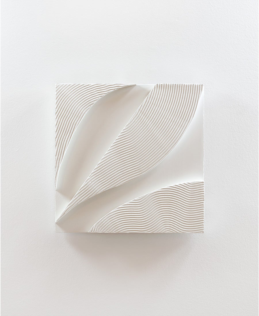 Image of Relief · White No. 2