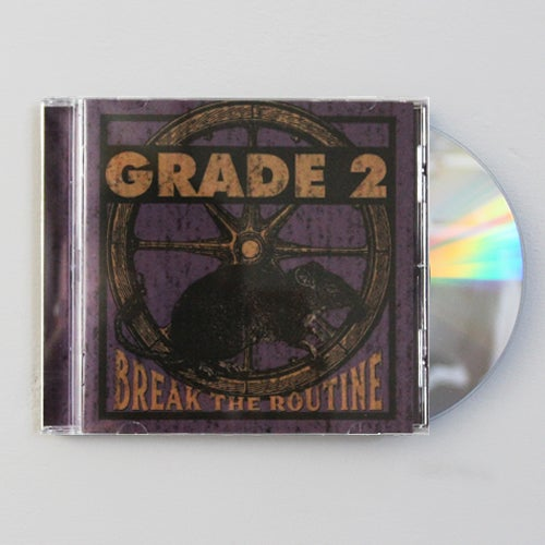 Image of Break The Routine | CD | 2nd Pressing
