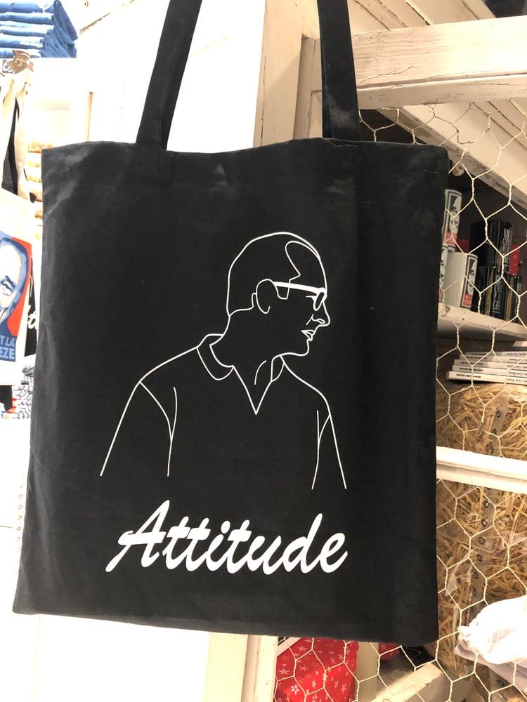 Image of Tote Bag Sac Chirac Attitude