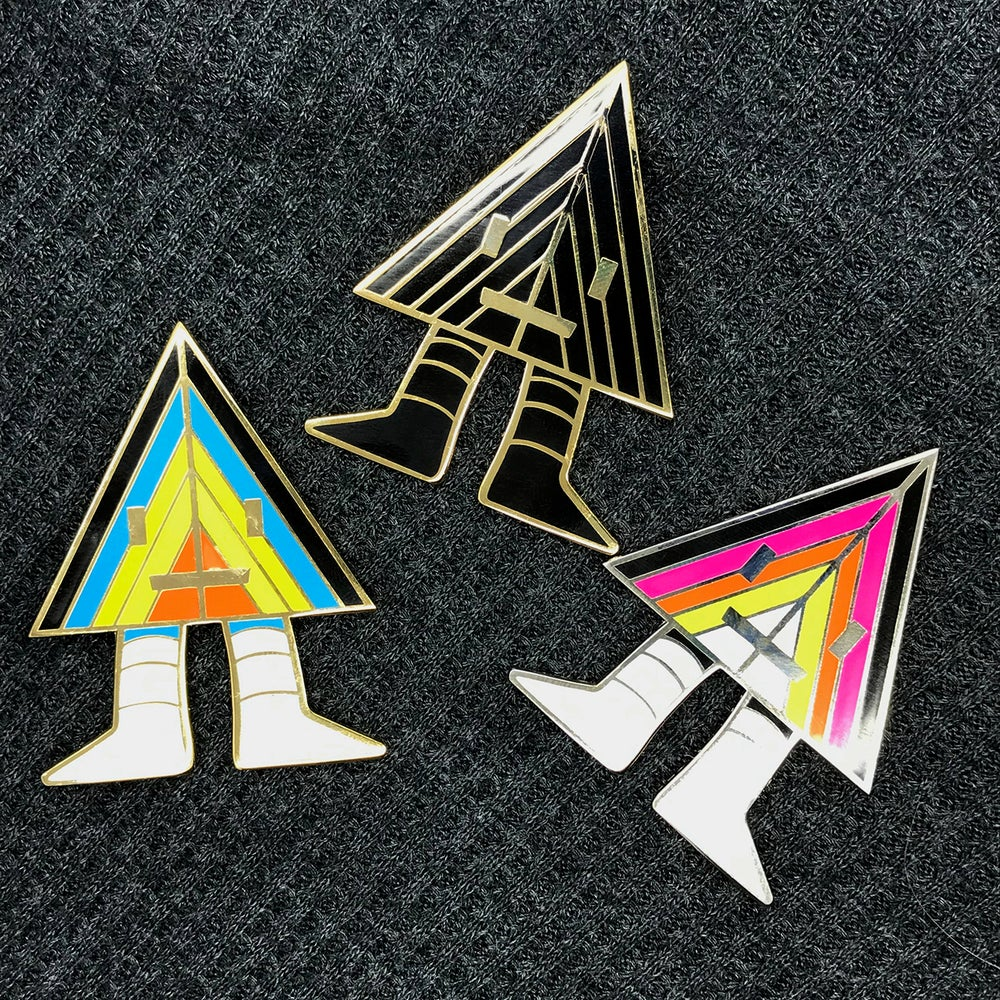 "Image of Series 4 ""Delta"" Pins"