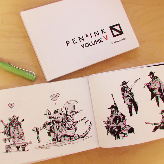 Image of Pen & Ink Volume V