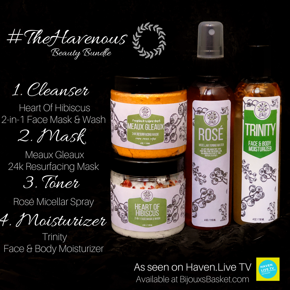 Image of #TheHavenous Beauty Bundle