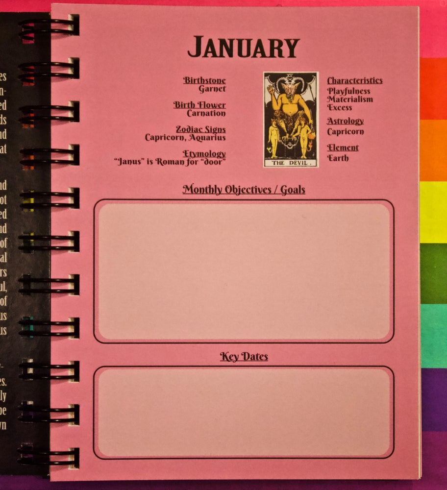 Image of The 2020 Calendar, Gay Agenda and Accessories  Value Pack