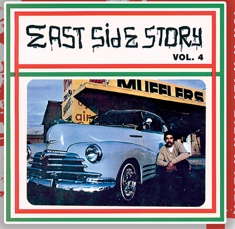 Image of EAST SIDE STORY VOL 4 VINYL.