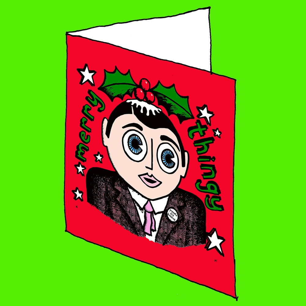 Image of 'Merry Thingy' Card