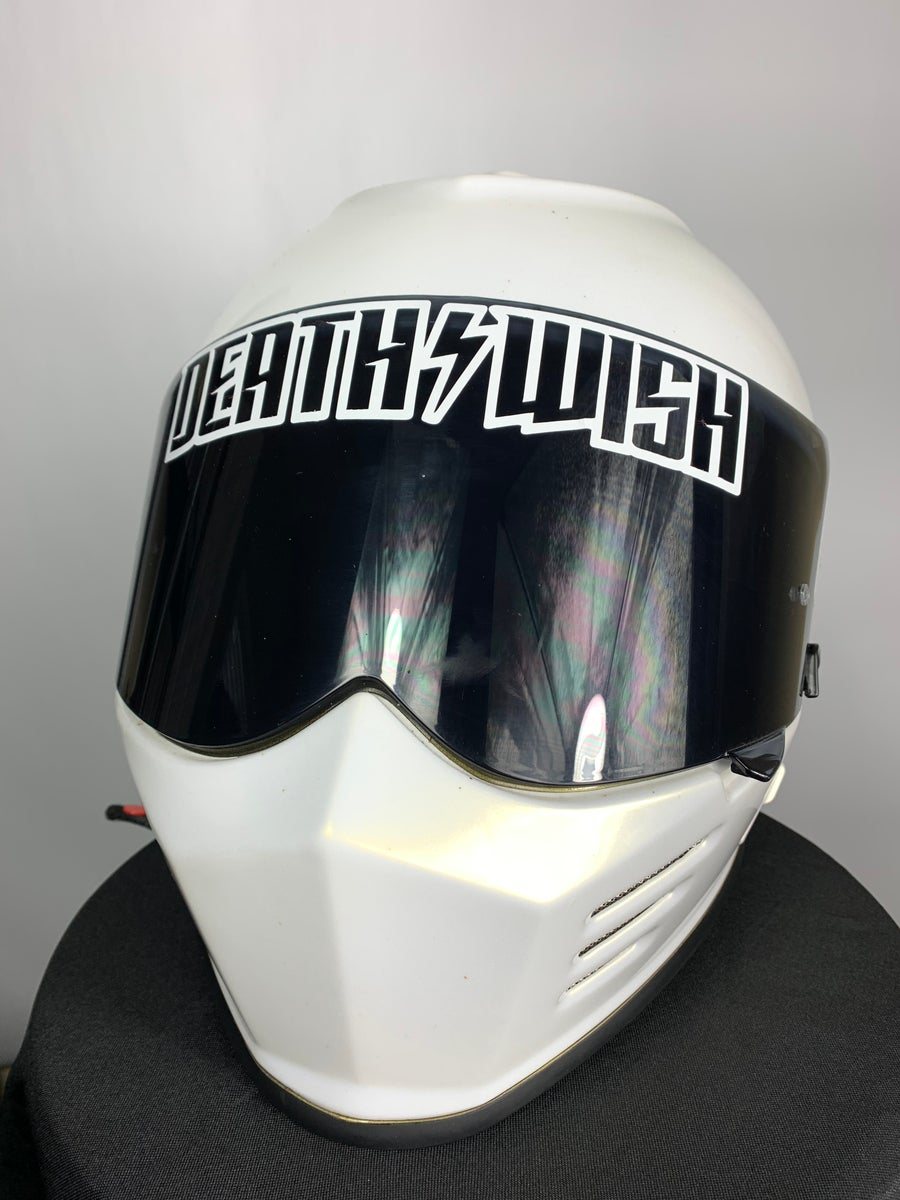 Image of Visor Decal