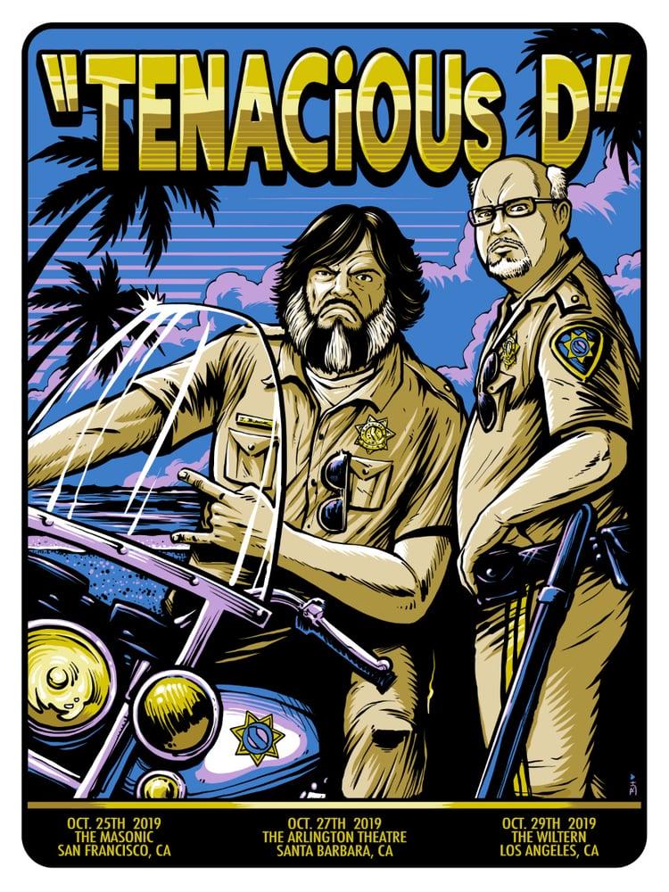 Image of Tenacious D California Posters