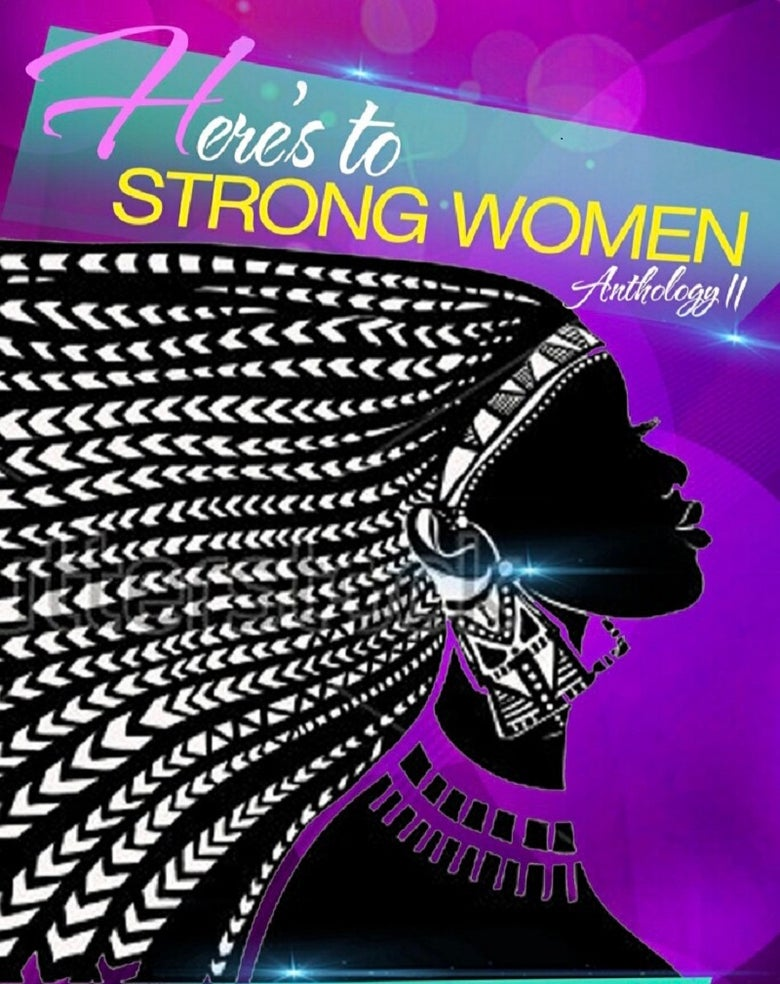 Image of Vol. II Here's to Strong Women Anthology