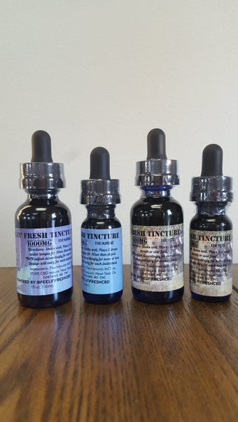 Image of Pain Relief Tincture