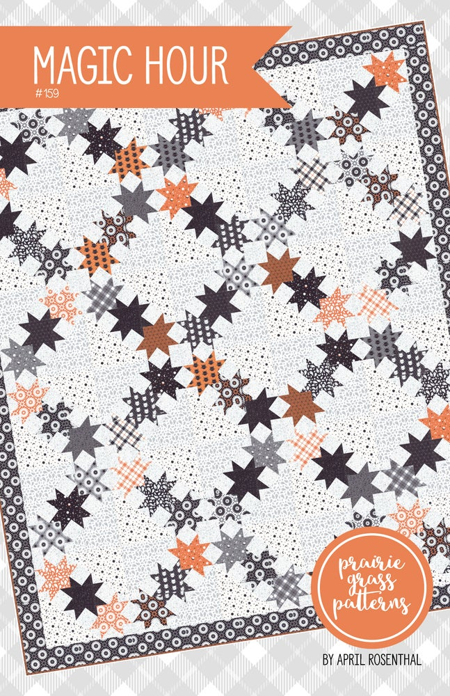 Image of Magic Hour PDF Pattern