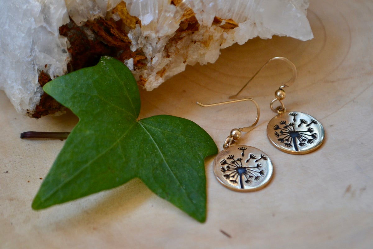 Image of Dandelion earrings
