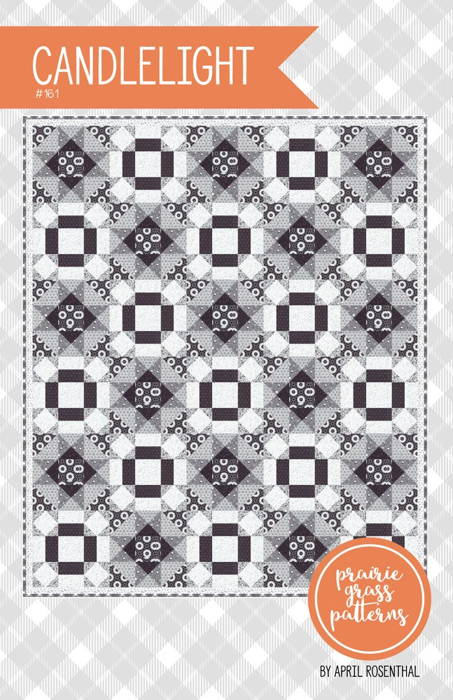 Image of Candlelight Paper Quilt Pattern
