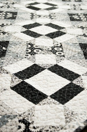Image of Candlelight PDF Quilt Pattern