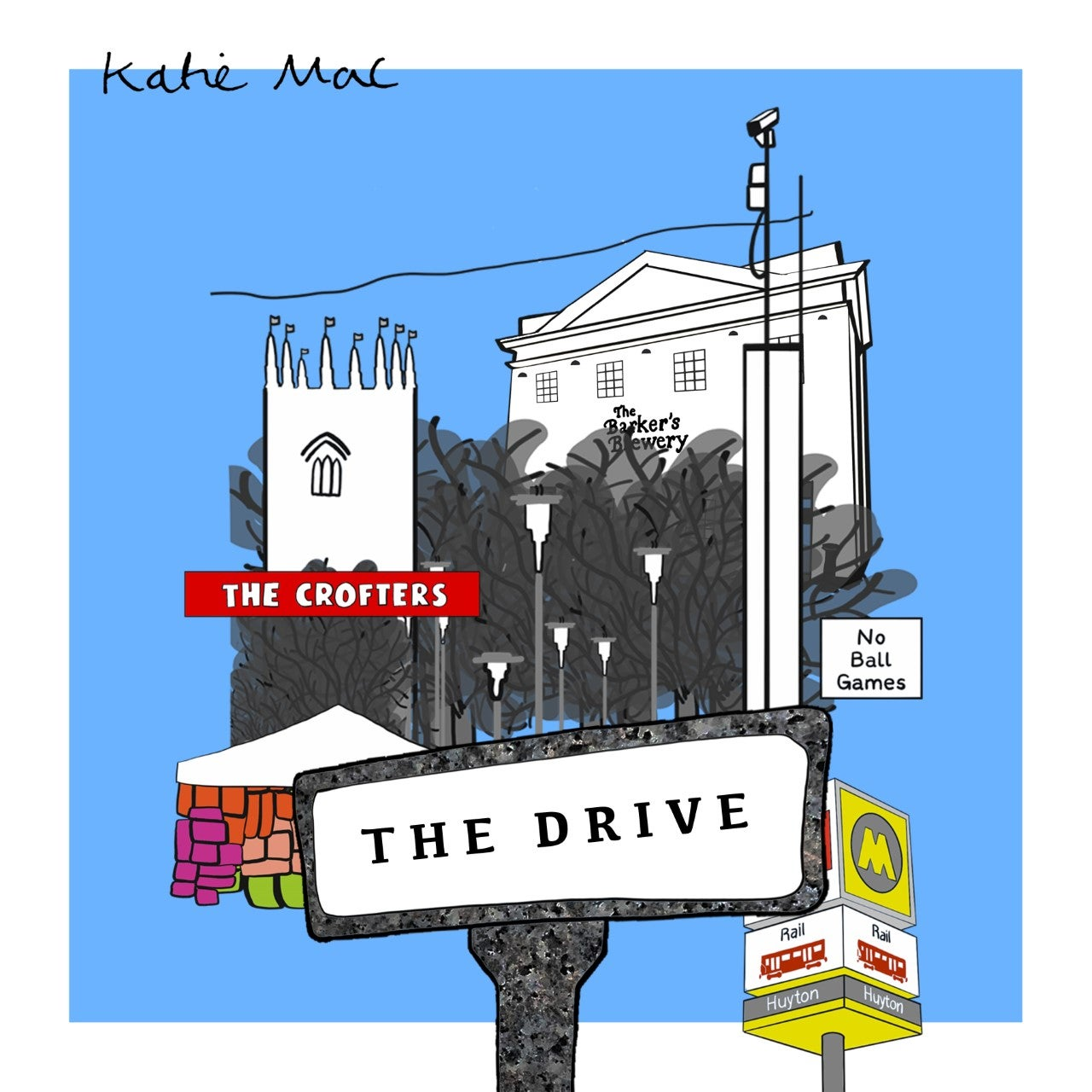 Image of The Drive EP