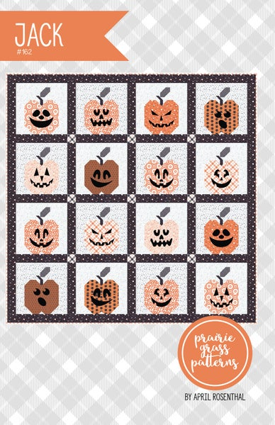 Image of Jack Paper Quilt Pattern