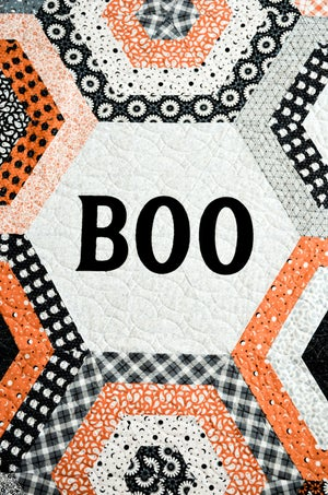 Image of BOO Laser Cut Letters