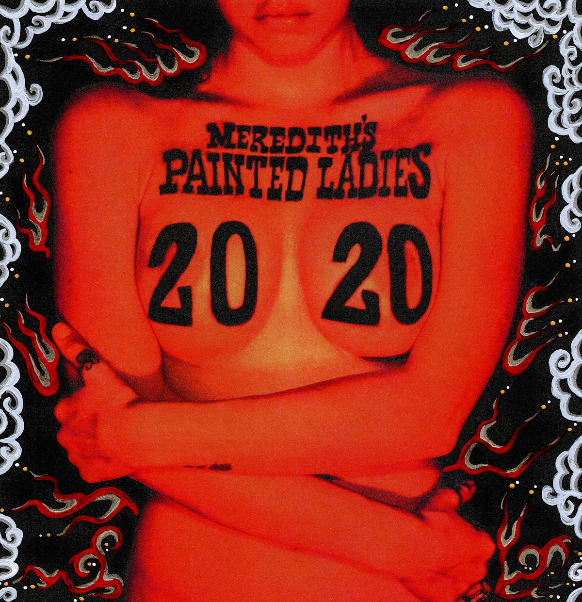 Image of 2020 PAINTED LADY CALENDAR!!