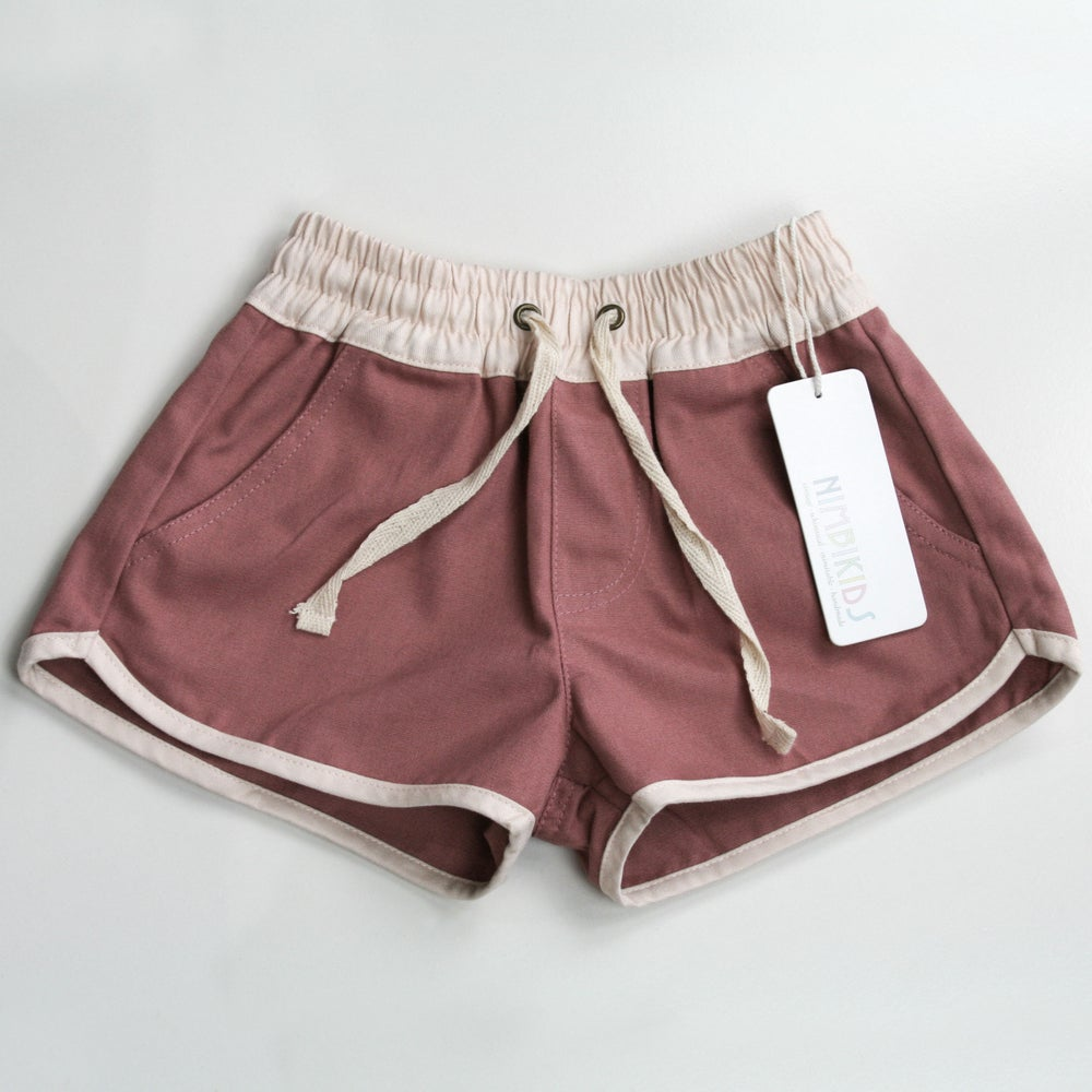 Image of Happy Camper Shorts - Dusk