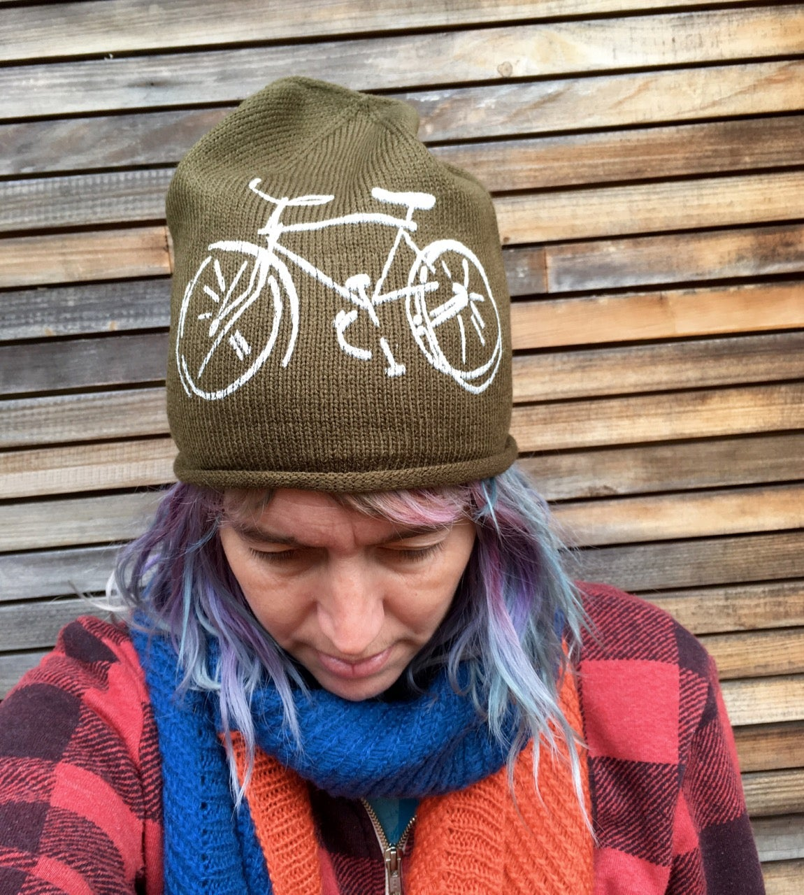 Image of Bicycle Hat