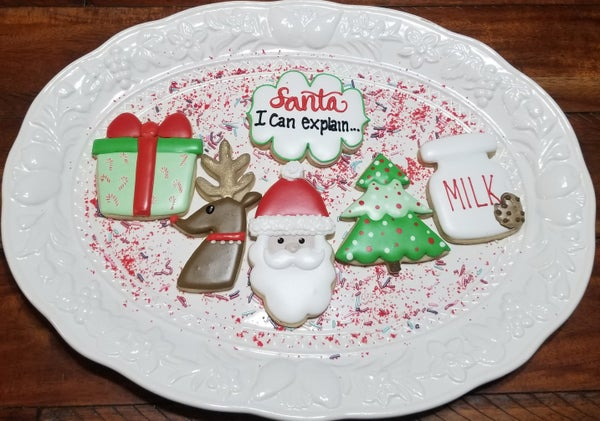 Image of Cookie Decorating Class - December 8th